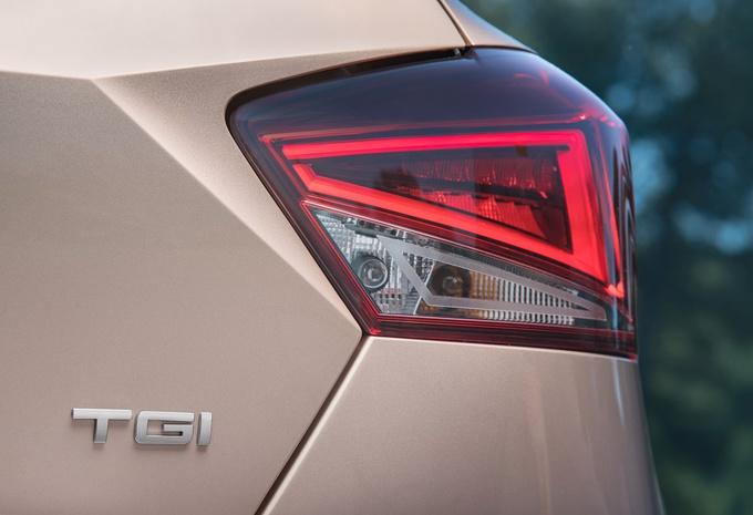 Seat Ibiza TGI geeft gas met CNG #1