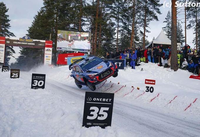 Thierry Neuville wint rally van Zweden  #1