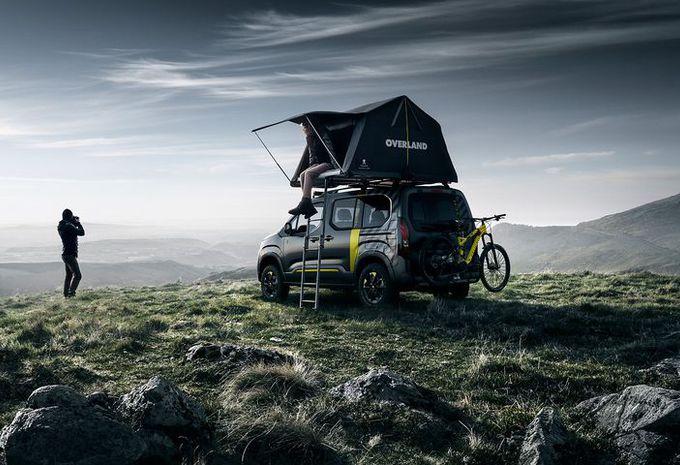GimsSwiss – Peugeot Rifter 4x4: wildkamperen #1