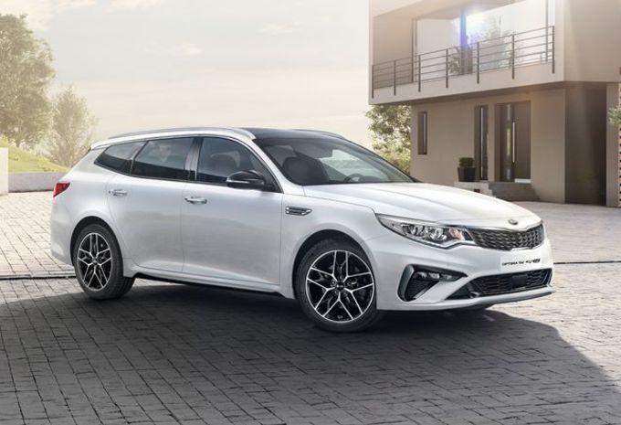 GimsSwiss - Kia Optima : retouches et nouveau moteur #1
