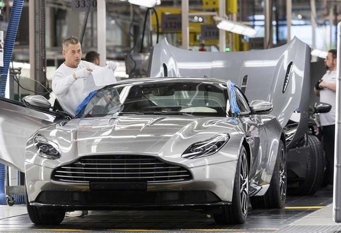 Aston Martin : noble blason cherche partenaire ? #1