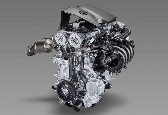 Gims 2018 – Toyota : un nouveau 2 litres hyper-efficient en vedette à Genève #1