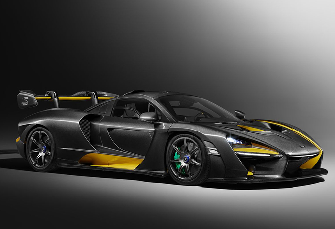 Gims 2018 - MSO : une McLaren Senna « full-carbone » pour Genève #1