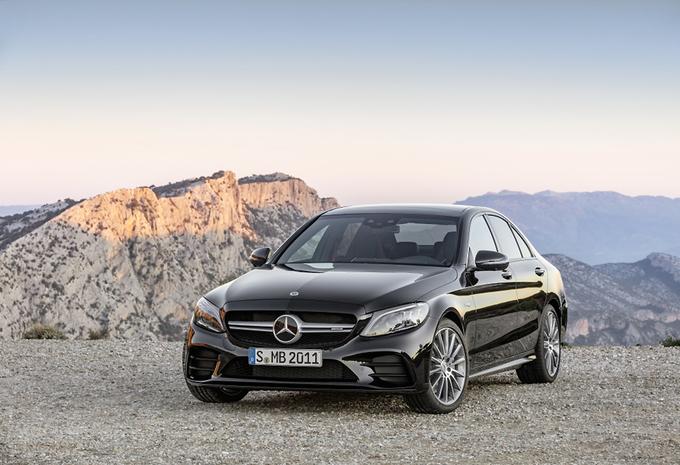 Gims 2018 - Mercedes-AMG C 43 4Matic : 390 ch #1