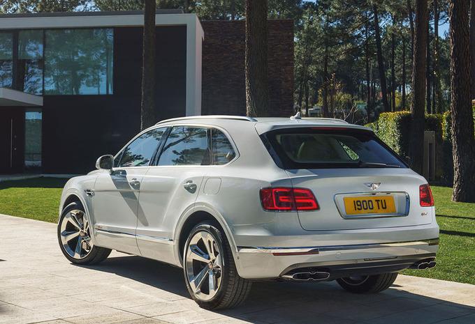 Bentley Bentayga Hybrid met PHEV-tech van Porsche #1