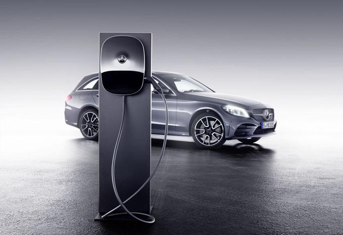 Mercedes C- en E-Klasse krijgen plug-inhybride op diesel #1