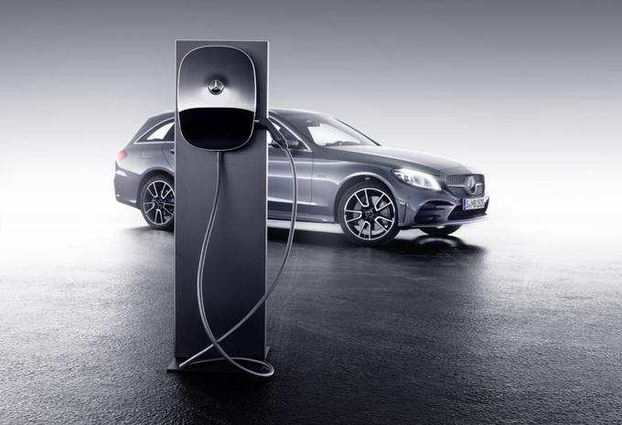 Gims 2018 – Mercedes gaat voor plug-in hybride diesels #1