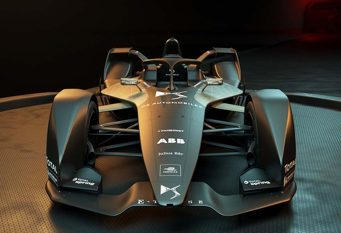Gims 2018 – DS E-TENSE FE 19 : Un Formula-E futuriste #1
