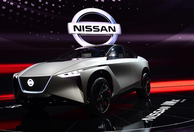 Nissan IMx KURO krijgt hersenbesturing in Genève #1