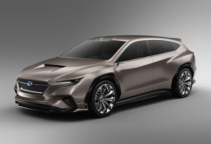 GimsSwiss – Subaru Viziv Tourer : la future WRX, en break de chasse ? #1