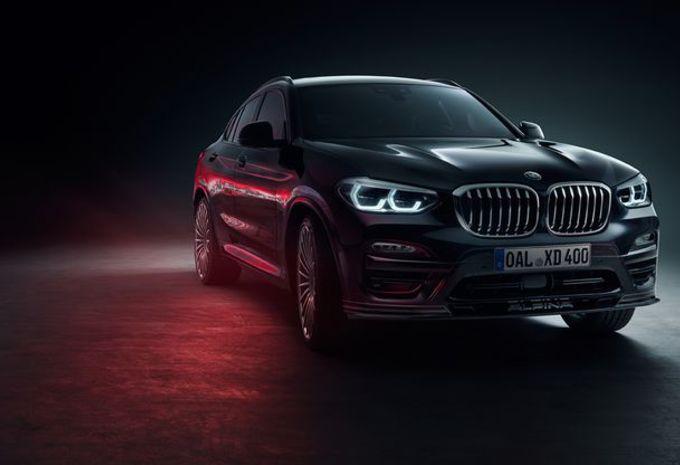 Gims 2018 – BMW Alpina XD4: eerste SAV Coupé #1