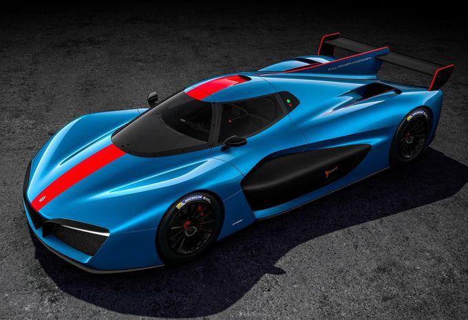 Gims 2018 – Pininfarina H2 Speed: waterstofracer in 12 exemplaren #1