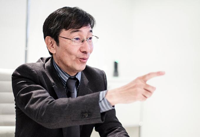 Mamoru Ishii: 'Impreza is als een smartphonecase voor de passagiers' #1