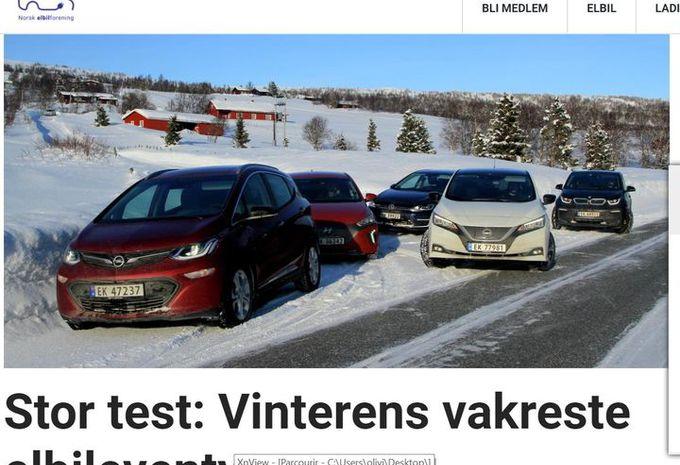 Elektrische auto's: welke laadt het snelst? #1