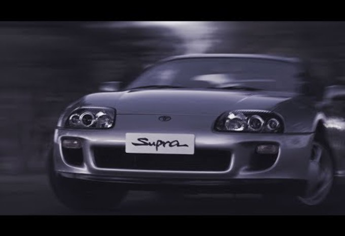 Toyota Supra : avec 6-cylindres et turbo #1