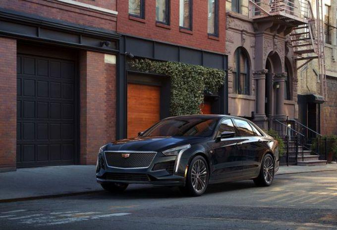 NYIAS 2018 – Cadillac CT6 V-Sport krijgt nieuwe V8 #1