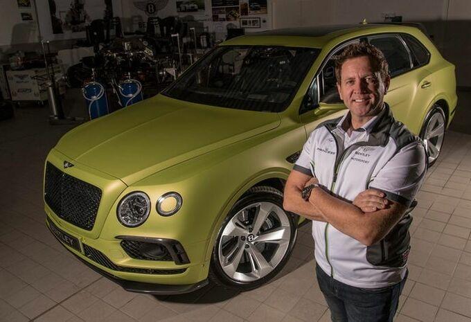 Bentley en chasse de record à Pikes Peak 2018 #1
