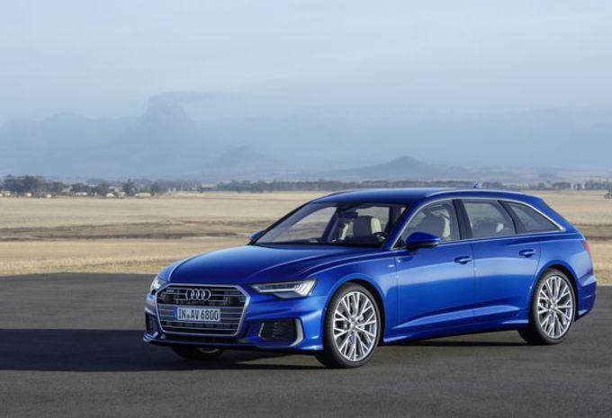 Audi A6 Avant : moins de cm, autant de volume #1