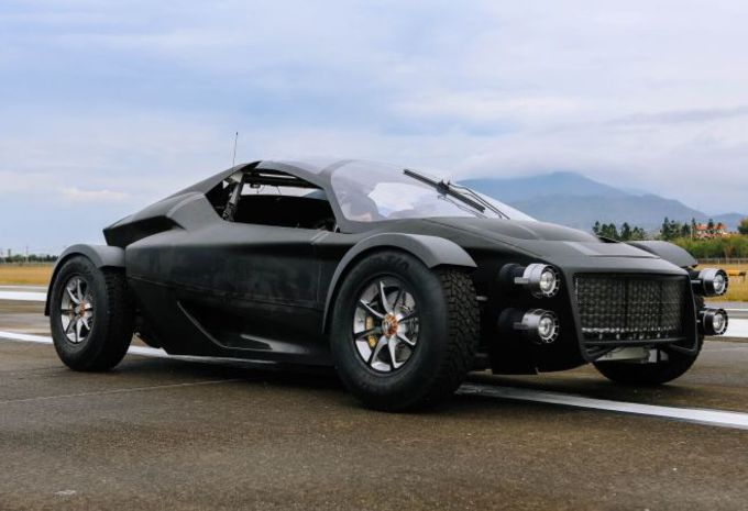 Xing Miss R : roadster offroad électrique  #1