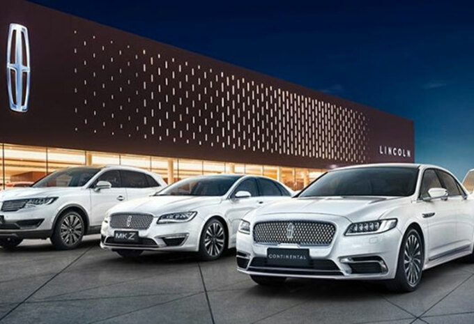 Lincoln : 5 modèles « made in China » d'ici 2022 #1