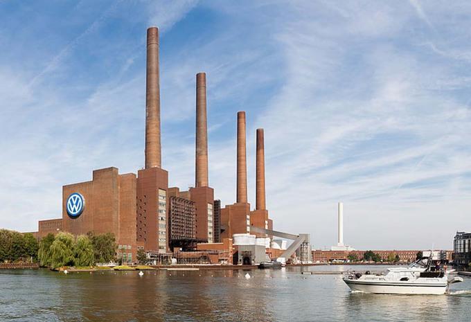 Volkswagen hergroepeert in 3 takken #1