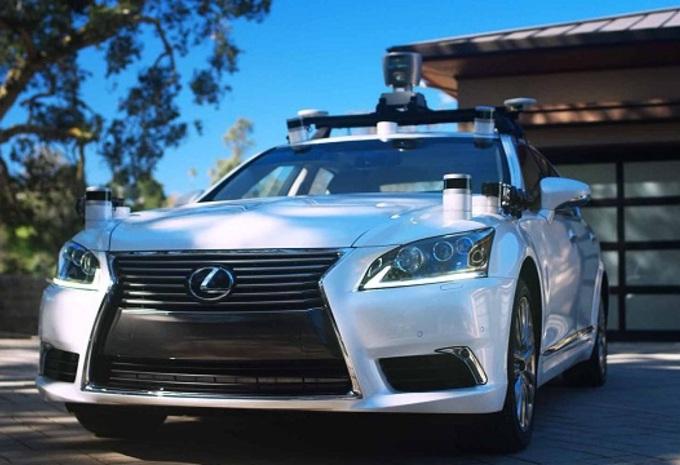 Toyota : la communication inter-véhicules en 2021 #1