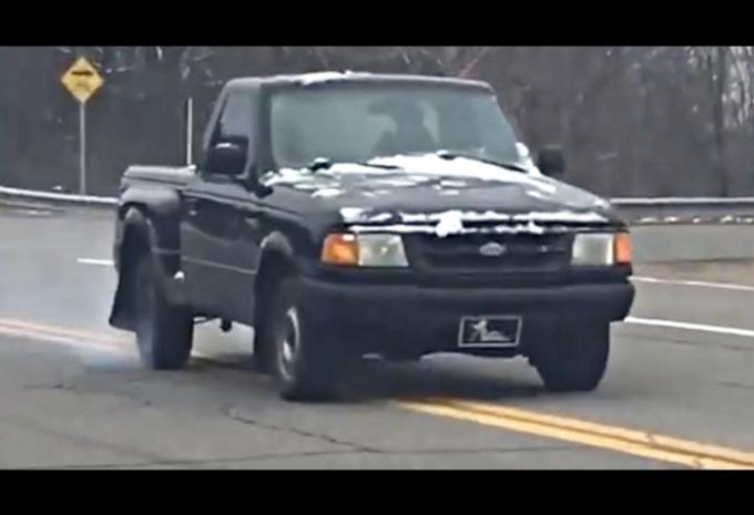Ford Ranger verdraagt zwaar misbruik #1