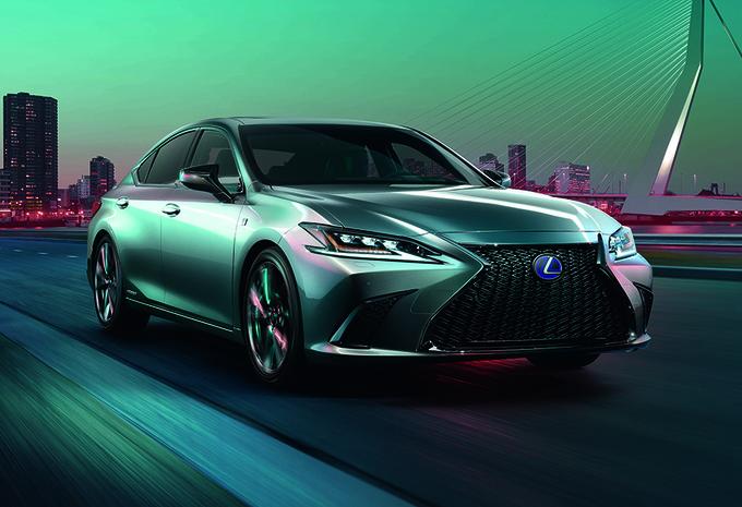 Salon van Peking 2018 – Lexus ES: ook voor Europa #1