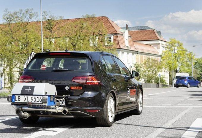 Bosch claimt ultraschone diesel te hebben bedacht #1