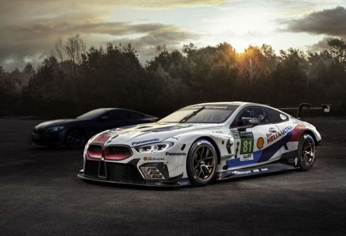 La BMW Série 8 dévoilée aux 24 H du Mans #1