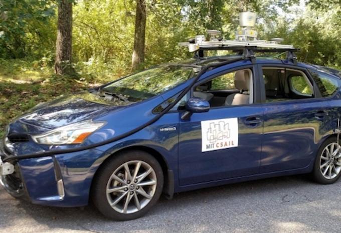 Zelfrijdende auto dankzij MIT ook voor het platteland #1