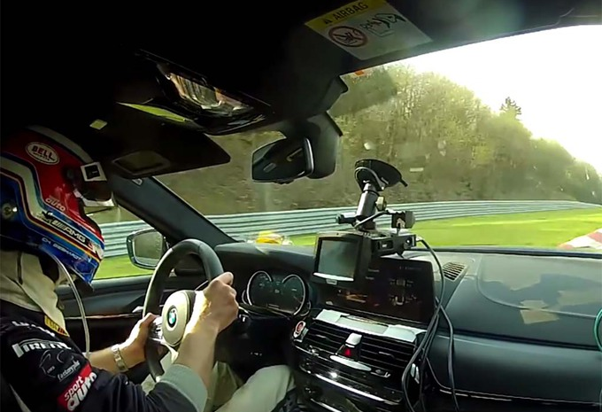 La BMW M5 plus rapide qu'une Ferrari F430 Scuderia #1
