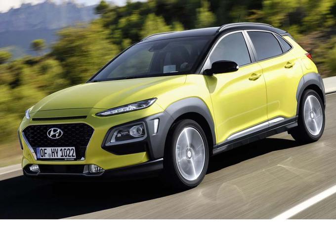 Hyundai werkt aan Kona N #1
