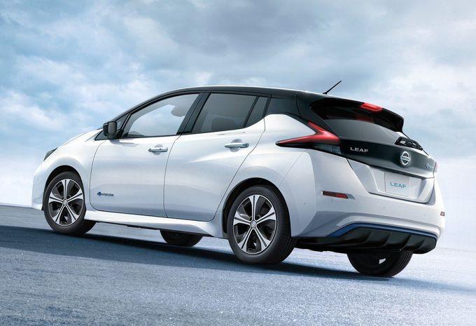 Top 10 : les voitures électriques les plus vendues #1