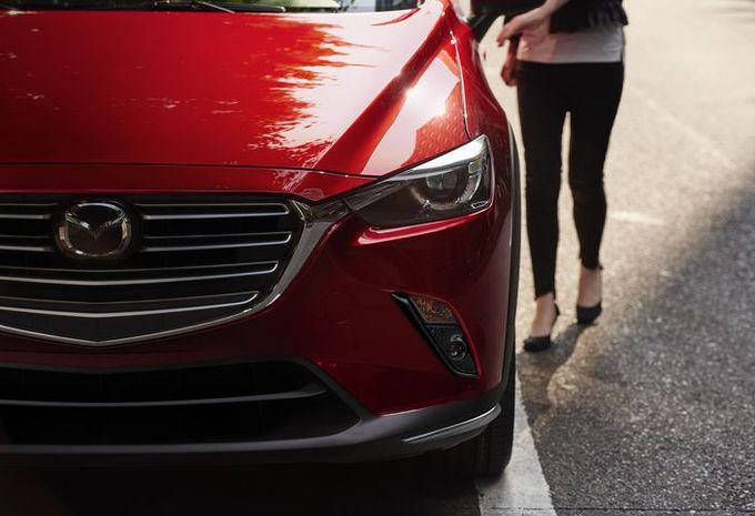 Mazda CX-3 : un nouveau 1,8 litre Diesel ? #1