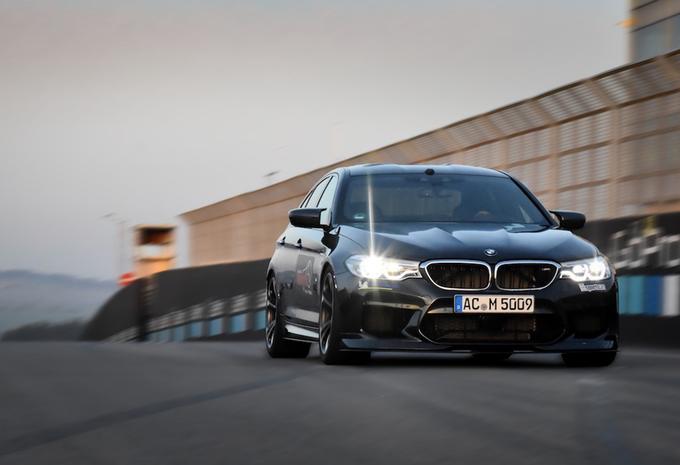 AC Schnitzer geeft de BMW M5 vleugels #1