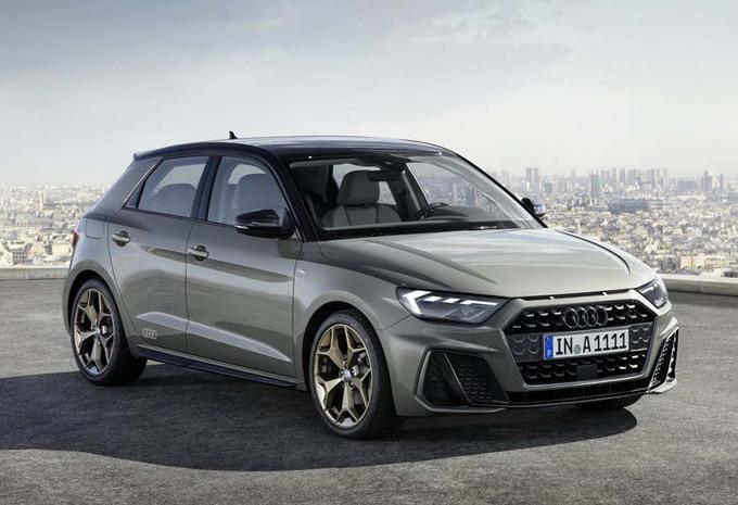 Audi A1 2018 : plus grande et sans Diesel #1