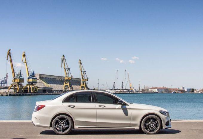Mercedes victime du différend entre les USA et la Chine  #1