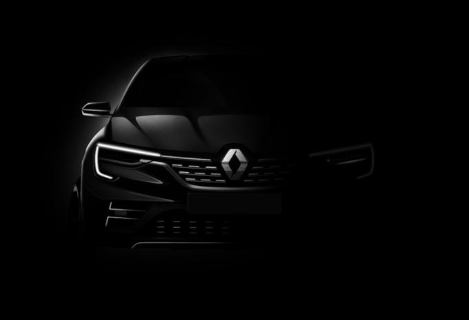 Renault wil iedereen in een SUV-coupé #1
