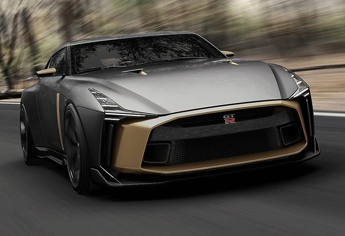 Nissan GT-R50: met GT3-sausje dankzij Italdesign #1