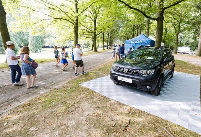 Eerste Belgische Dacia-picknick is een succes #1