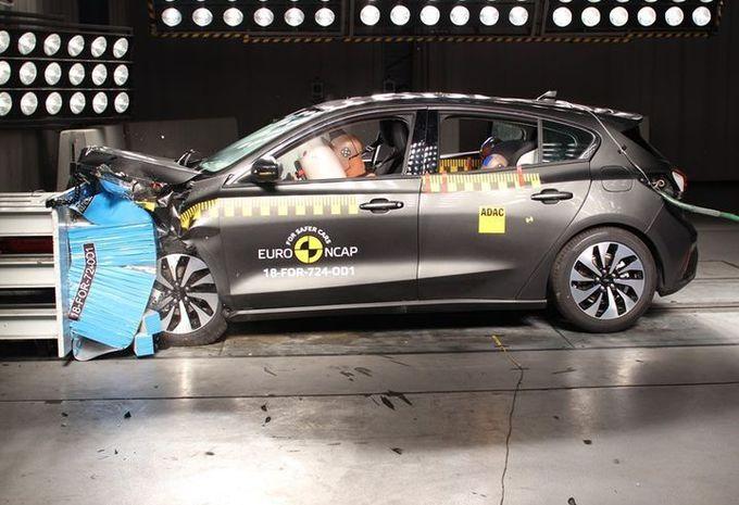 EuroNCAP : 5 étoiles pour la Focus et la XC40 #1