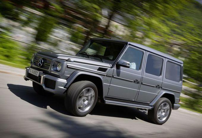 Mercedes-AMG G 65 wordt teruggeroepen om wel heel aparte reden. #1