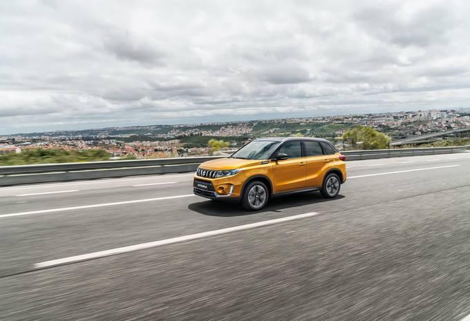 Suzuki Vitara krijgt opfrisbeurt en een nieuwe motor #1