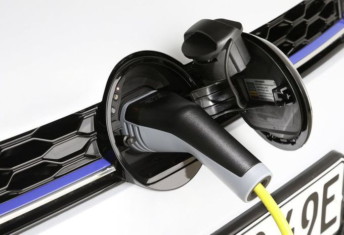Mogelijk kleine ingreep voor hybride en elektrische Volkswagens #1