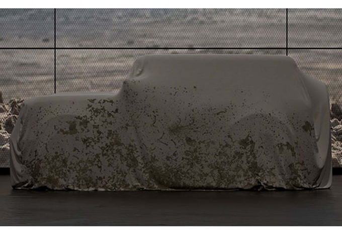 Ford : Un « petit Bronco » sur base Focus #1