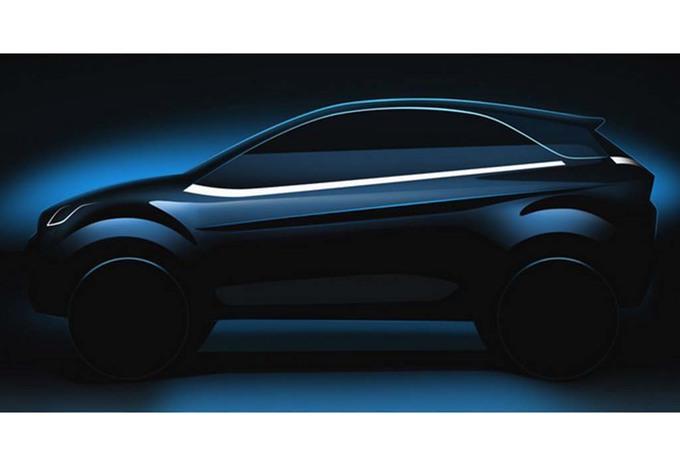 Tata ontwikkelt rivaal voor Renault Kwid #1