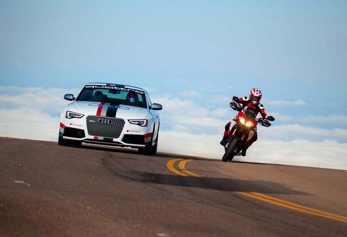 Ducati : Fusion ou association avec une marque automobile ? #1