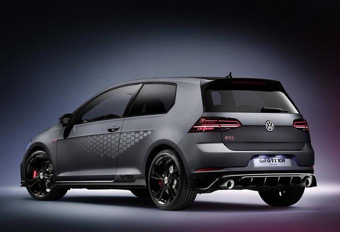 Volkswagen Golf GTI TCR-concept leidt tot productiemodel #1