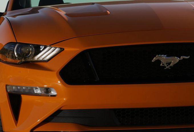 Ford : une transmission intégrale pour la future Mustang ?  #1